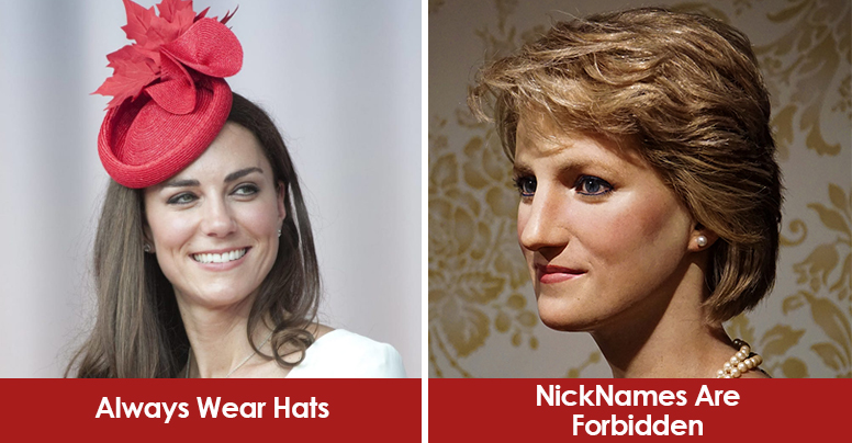 15 Seriously Messed Up Rules The Royal Women Have To Follow