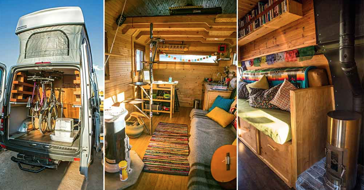 #Vanlife Movement Is The Next Big Thing, And These Photos Will Make You Want To Join In