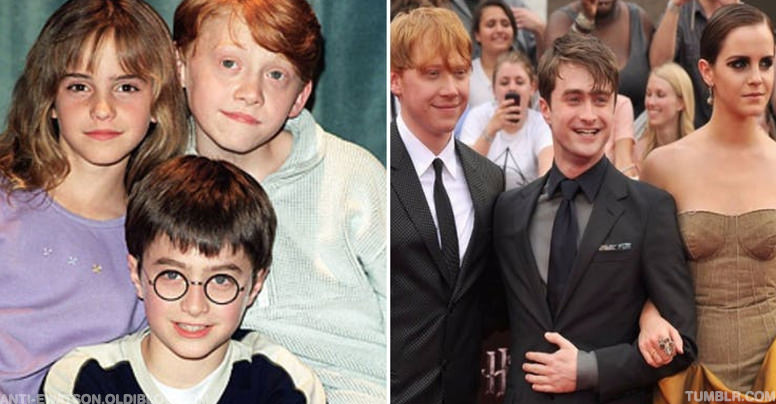 20 Then And Now Pictures Of Celebrities Who Grew Up On Camera