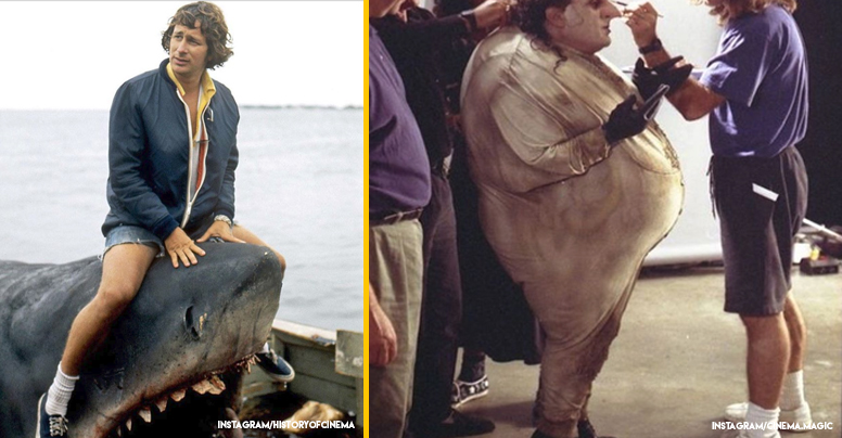 19 Behind-The-Scenes Movie Shots We Weren't Supposed To See That Leaked